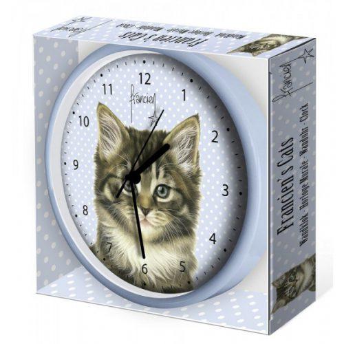 Wandklok boskat-kitten-285