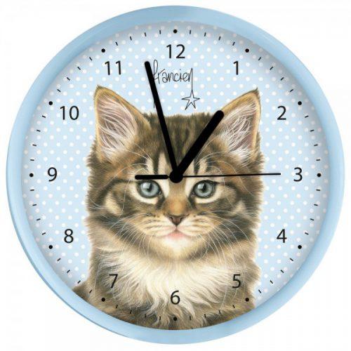 Wandklok boskat-kitten-0