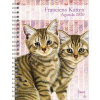 Franciens Cat Desk-Diary KITTENS 2020