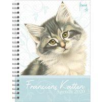 Franciens Katten bureau-agenda BOSKAT KITTEN 2020 *50% korting*