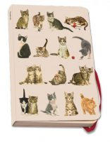 Franciens Cats Notebook A5