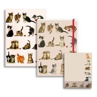 Franciens Cat Writing Set 2