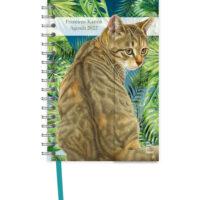 Franciens Cats Spiral Agenda (Luxe) KITTENS 2020