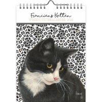 Franciens Cats Week Note calendar Vijay 2020