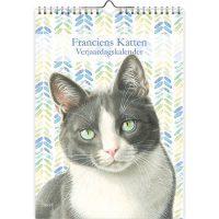 Franciens Cats Birthday Skalender TIBBE