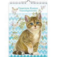 Franciens Katten verjaardagskalender MIEPJE