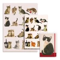 Franciens Katten schrijfset